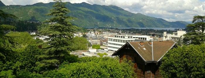 Le Manoir is one of Aix-les-Bains.