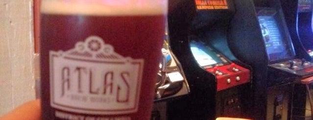 Atlas Arcade is one of Beer bars of DC.