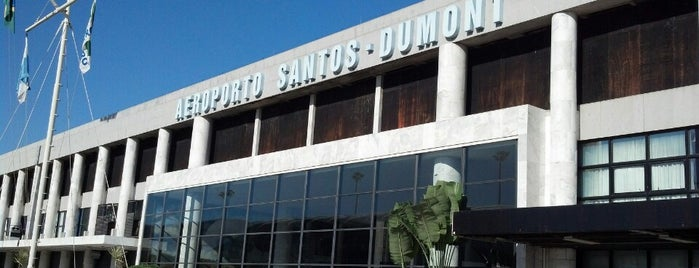Aeroporto do Rio de Janeiro / Santos Dumont is one of World AirPort.