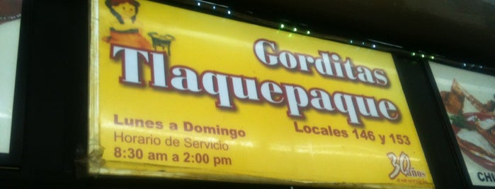 Gorditas Tlaquepaque is one of Posti salvati di Eric.