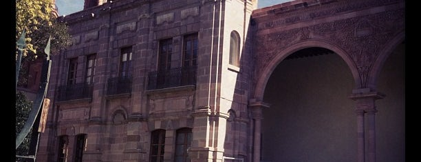 Museo de Guadalupe is one of Zacatecas.