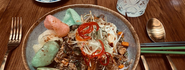 Daeng: The Asian Kitchen is one of CDMX comida.