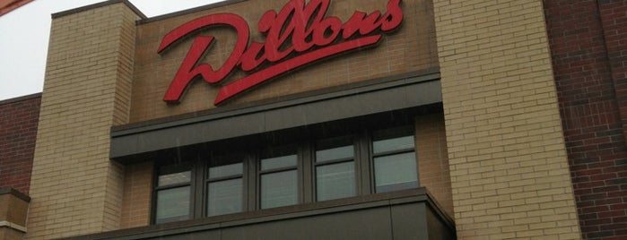 Dillons is one of สถานที่ที่ Charles ถูกใจ.