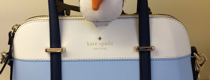 kate spade new york is one of Boutiques I Shop.