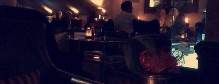 Leopard Room Bar is one of Geneva.