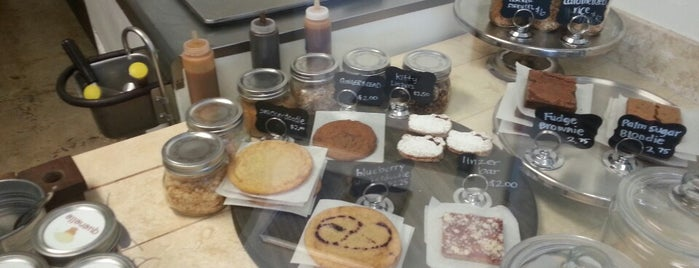 Quenelle is one of bucket list - dessert shop.