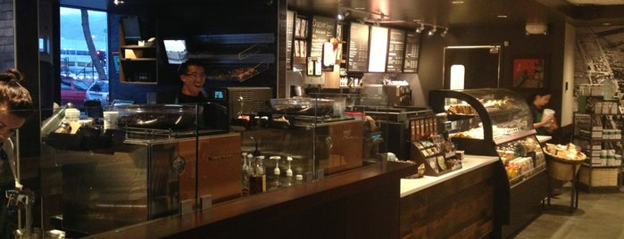 Starbucks is one of Krista : понравившиеся места.