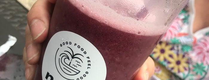 Nalu Good Food, Feel Good is one of Lieux qui ont plu à Israel.