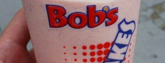 Bob's is one of Comer na Madruga em SP.