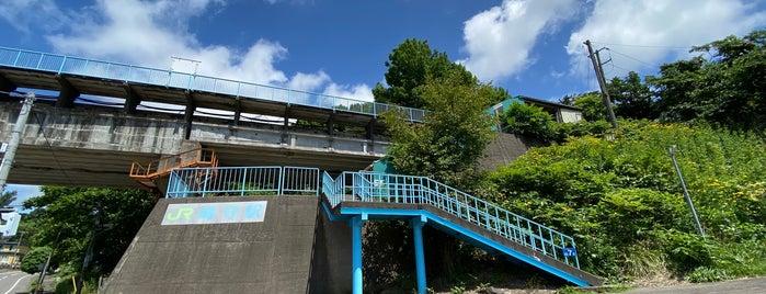 崎守駅 (H34) is one of JR 홋카이도역 (JR 北海道地方の駅).