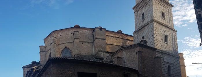 Ciudad Real is one of Capitales de provincia.