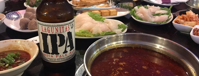Sichuan Hot Pot & Asian Cuisine is one of Nashville Eats.
