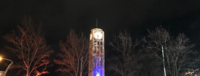 Hastings Clock Tower is one of BCA Campaign 2011 Illumination Events.
