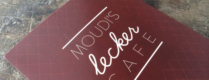 Moudi's Lecker Cafe is one of Vürich.