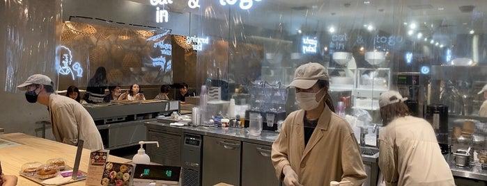 Koe Donuts is one of Tokyo+.
