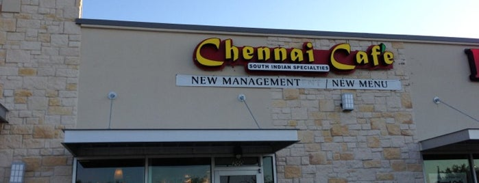 Chennai Cafe is one of Dallas Restaurants List#1.