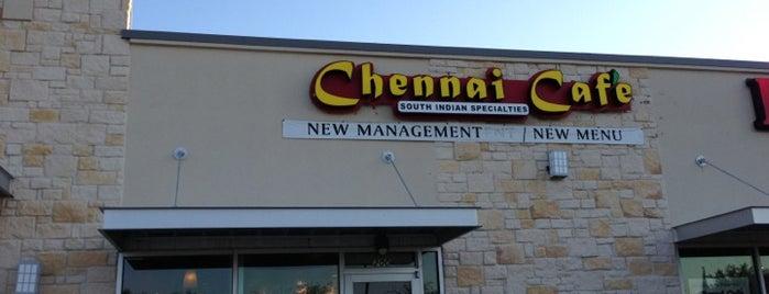 Chennai Cafe is one of Lieux sauvegardés par Katie.