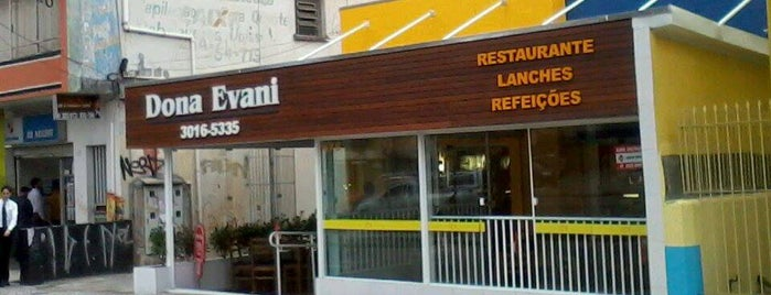 Evani Lanches is one of CWB - As Melhores Coxinhas.