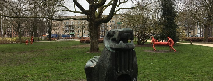 Speeltuin Frederik Hendrikplantsoen is one of Amsterdam.