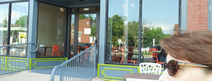 Tree House Vegetarian Restaurant is one of STL Restaurants to Try.