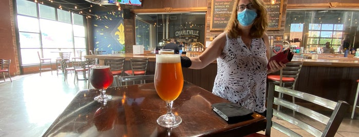 Charleville Brewing Company is one of STL.