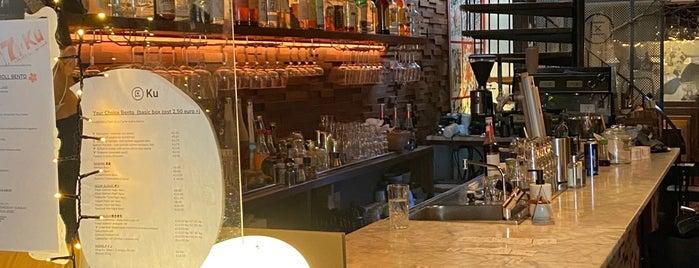 Ku Kitchen & Bar is one of Amsterdam.