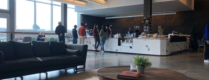 Saint Frank Coffee is one of Orte, die 🚡 Chris gefallen.