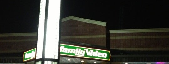 Family Video is one of Sherry 님이 좋아한 장소.
