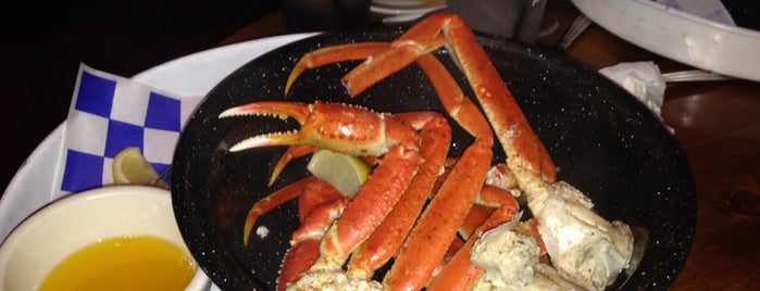 The DryDock Seafood, Grill and Spirits is one of Gさんの保存済みスポット.