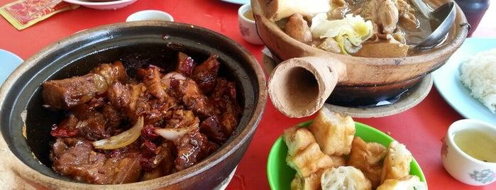 永香海参肉骨茶 is one of Klang.