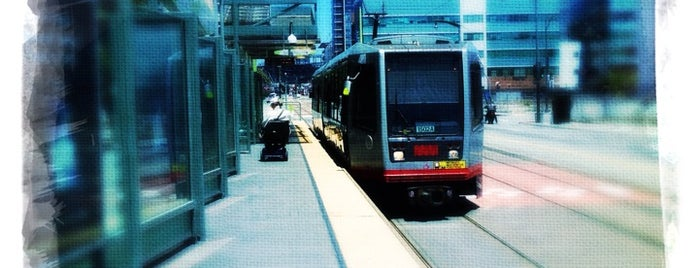 MUNI Metro Stop - UCSF/Mission Bay/Chase Center is one of MUNI Metro Stations.