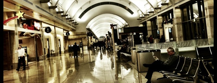 John Wayne Airport is one of Airports~Part 1....