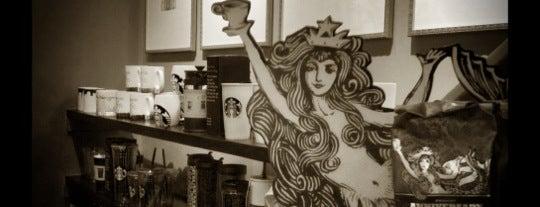 Starbucks is one of Orte, die Otavio gefallen.