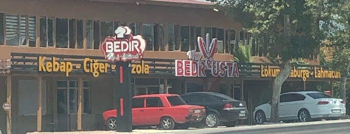 Bedir Cafe&Restorant is one of Lieux sauvegardés par Tolga.