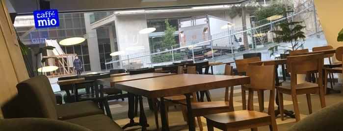 Caffé Mio is one of Neslihan 님이 좋아한 장소.