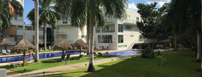 Horizontes Cancun is one of Lugares favoritos de Leela.