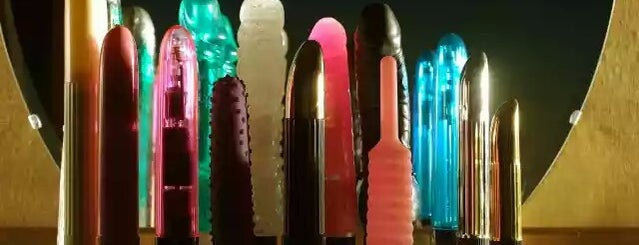 Sex Shop is one of สถานที่ที่บันทึกไว้ของ Даша.