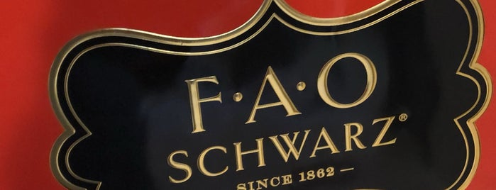 FAO Schwarz is one of Edwulfさんのお気に入りスポット.