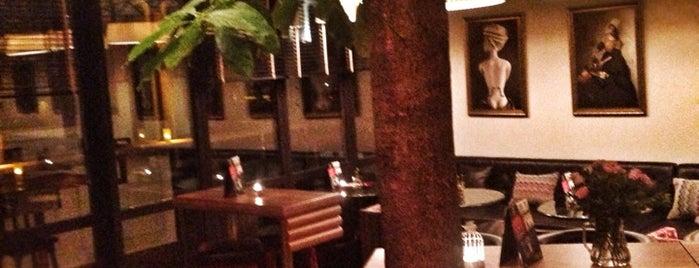Cento Lounge is one of DM 🚫 : понравившиеся места.