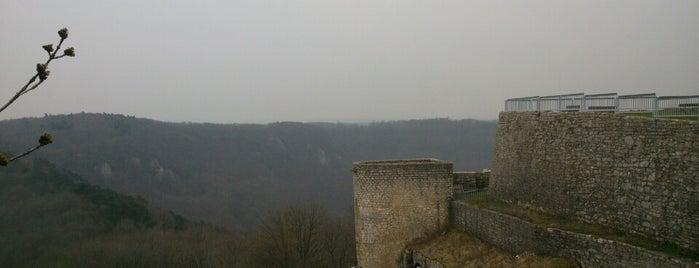 Burg Hohen Neuffen is one of Lugares guardados de Florian.