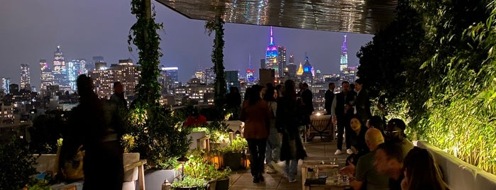 Public - Rooftop & Garden is one of All Around the World.