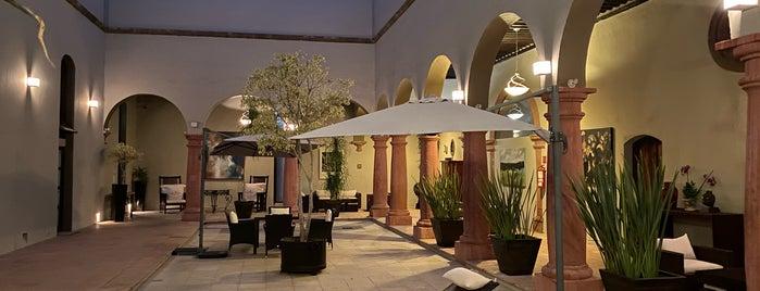 Hotel La Morada is one of México 2018.