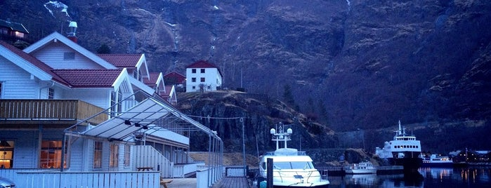 Flåm Marina & Appartement is one of Tempat yang Disukai Svetlana.