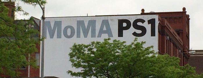 MoMA PS1 Contemporary Art Center is one of New York City.