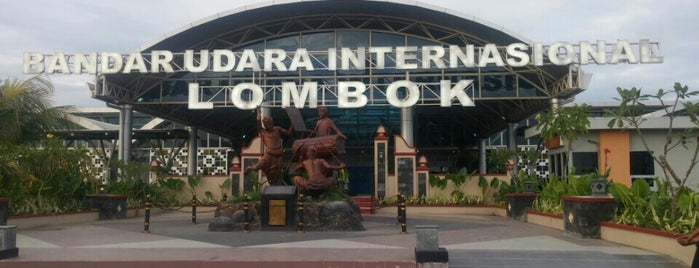 Lombok International Airport (LOP) is one of LOMBOK.
