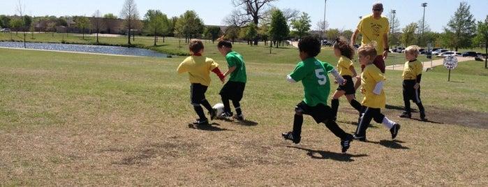 Russell Creek Soccer Fields is one of David : понравившиеся места.