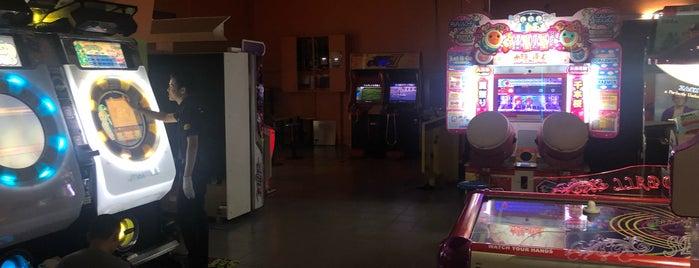 CYC Mega Amusement is one of Teeさんの保存済みスポット.