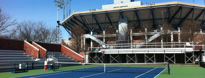 USTA Billie Jean King National Tennis Center is one of New York III.