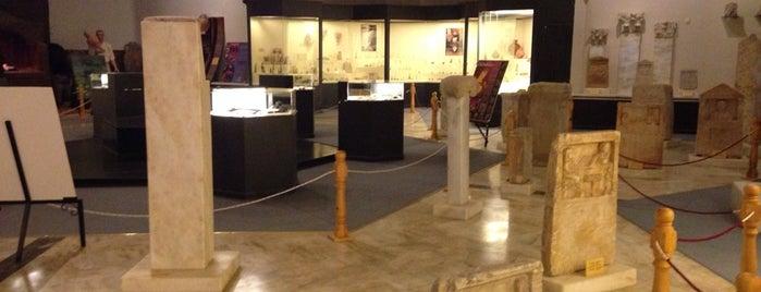 Bandırma Arkeoloji Müzesi is one of Tarih/Kültür (Marmara).