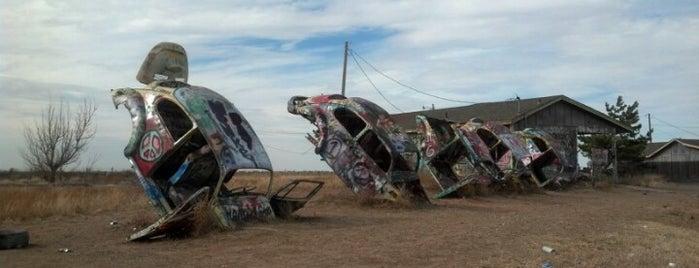 Slug Bug Ranch is one of 1.